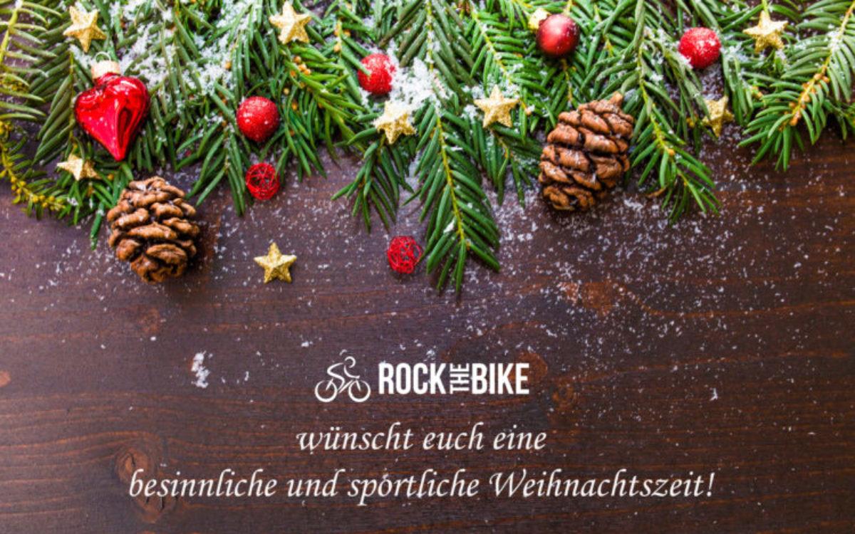 RockTheBike wünscht frohe Weihnachten