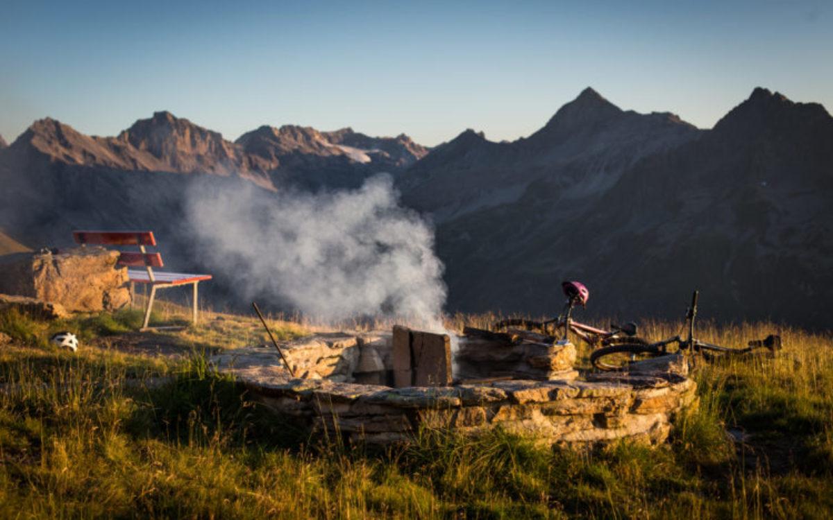 Bikeausflüge in Graubünden