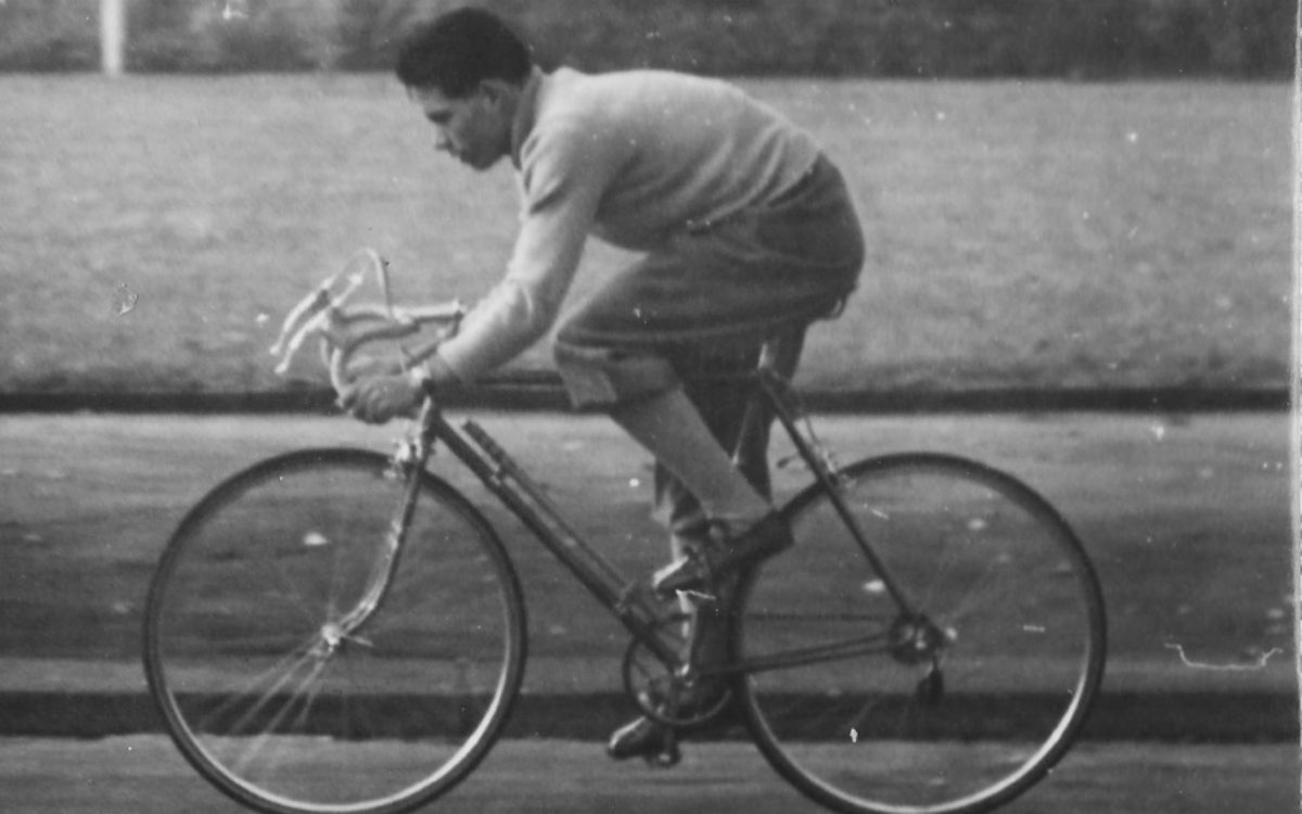 Werner-Buri-auf-dem-Rennrad