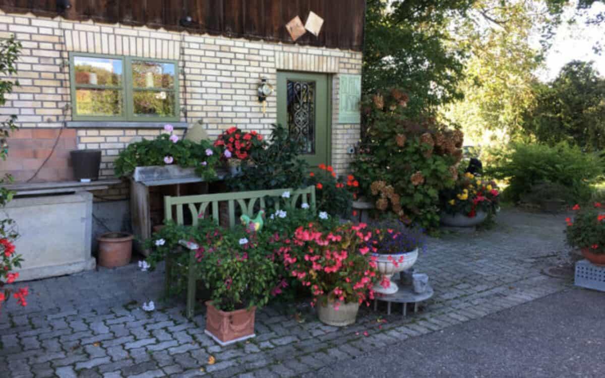 Gartencafé Blätzwisen Brütten