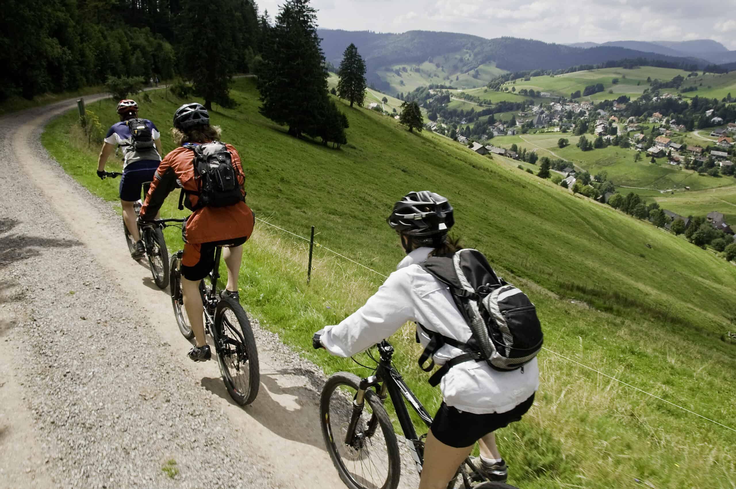 Mountainbiken rund um den Feldberg